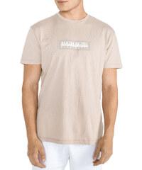 b9e35c57d25e Μπεζ Έκπτώση άνω του 20% Ανδρικά μπλουζάκια και αμάνικα - Glami.gr