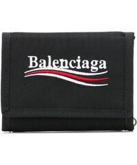7ed3a7be30 Balenciaga Explorer square coin wallet - Black