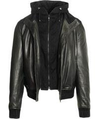 H.C.R. Δερμάτινο Jacket Σε Μαύρο Χρώμα 0d7cc8ada08