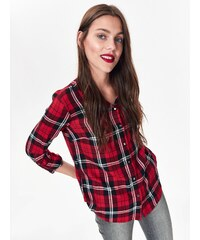9fde9a1a6132 Κόκκινα Γυναικεία πουκάμισα σε έκπτωση