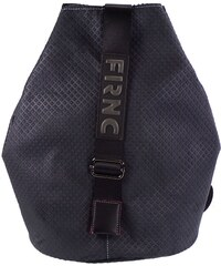 FRNC FRANCESCO Τσάντα Γυναικεία Πλάτης-Backpack 1621 Μαύρο Δέρμα frnc 1621  mayro 2cda86f8d6d