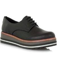 Exe Γυναικεία Παπούτσια Oxford STORM-821 Μαύρο H1700821280V exe storm-821  mayro 27efa46cfc6