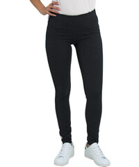 3978fee0a5 Huxley   Grace Γυναικείο μαύρο ελαστικό παντελόνι Coocu ρίγες σωλήνας 41167