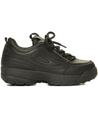 Luigi Sneakers σε Συνδυασμό Υλικών - Άσπρο - Μαύρο - 003 - Glami.gr e69c6139ead