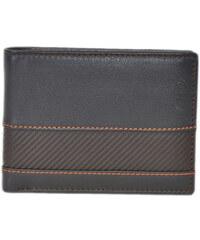 ea1d21ef1a Δερμάτινο πορτοφόλι Lavor 5615 σε μαύρο χρώμα έως 6 άτοκες δόσεις ...
