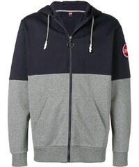 Colmar colourblock zip hoodie - Blue 5c6571566d9