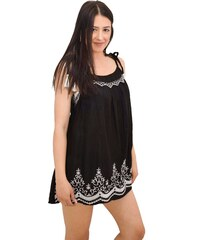 Καφτάνι κοντό κέντημα Ble 5-41-190-0154 - μαύρο Woman. 18 ... b74764a41fd