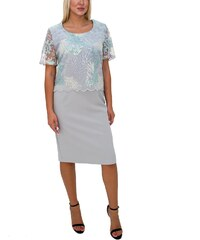 f109ee64548e RAVE Εντυπωσιακό φόρεμα δαντέλας - Glami.gr