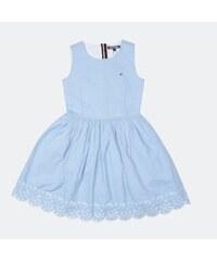 Tommy Jeans Tommy Hilfiger Sleeveless Ruffle Dress 3497345fd16