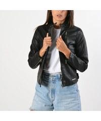 Γυναικεία μπουφάν από δέρμα - Glami.gr c92724d366c