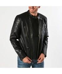 Basehit Men s Pu Fake Leather Jacket - Glami.gr 2bacc55ba67