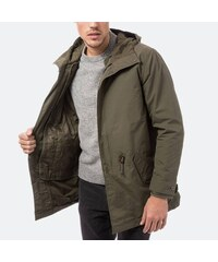 Levis THERMORE PADDED PARKA OLIVE NIGHT 99c74e8783e