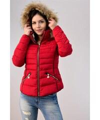 Κόκκινα Γυναικεία μπουφάν και παλτά με δωρεάν αποστολή  222658f9a71