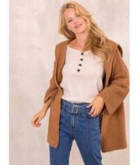 d47974017445 The Fashion Project Μπλούζα με κουκούλα από συνθετικό sheepskin ...