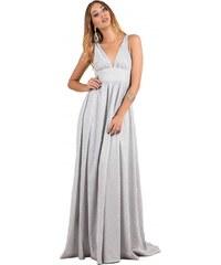 DeCoro F1697 Φόρεμα gliter - ΑΣΗΜΙ - 14 e3362e917ca