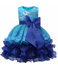 8bcaed9aca0 Φορεματάκι μπλε Παιδικό για Event - Meng Baby - Glami.gr