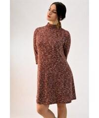 Καφέ Φορέματα με μακρύ μανίκι - Glami.gr a62903685f7