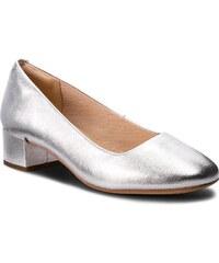Κλειστά παπούτσια CLARKS - Chorus Pitch 261319744 Beige Combi - Glami.gr 776fbac2ab9