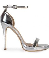Ασημί Γυναικεία παπούτσια από το κατάστημα Decoro.gr - Glami.gr 8f9d5728435