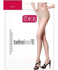 IDER Καλσόν 10 Den Toe Free line Χωρίς Μύτη με Lastex Ηλιοκαμένο(Daino). -20 % e097b1cada9
