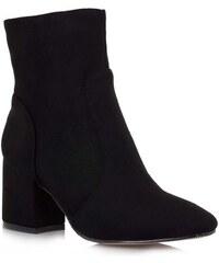 Exe Shoes Γυναικεία Παπούτσια Μποτάκια 671-PB4765-F67 Μαύρo Καστόρι  H354R6714004 433642 dfeae2cb30f