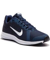 83efd017393 Παπούτσια NIKE - Downshifter 8 (GS) 922853 400 Midnight Navy/White