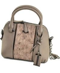 Γυναικεία τσάντα χιαστή Posset 7530 σε μπεζ χρώμα έως 6 άτοκες ... 80e280e27c2