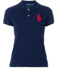 0a9a53fb95b6 Polo Ralph Lauren Big Pony polo shirt - Blue