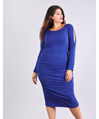 a976135b74e2 Φόρεμα Από Δαντέλα Vagias 8722-13 Μπλε vagias 8722-13 mple - Glami.gr