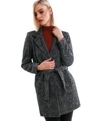 Γκρι Γυναικεία μπουφάν και παλτά σε έκπτωση από το κατάστημα Luigi ... 6e6bc63dcf4