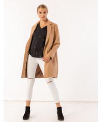 Issue Fashion Παλτό σε ανδρικό στυλ με τσέπες μπροστά ca5ba23a7cd