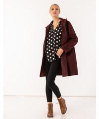 4da919b930 Issue Fashion Παλτό σε ίσια γραμμή με πλαϊνές τσέπες