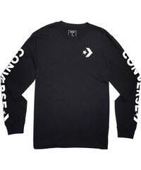 CONVERSE Μακρυμάνικη μπλούζα με στρογγυλή λαιμόκοψη 0a4c5ca00ad