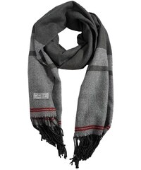 1ffb43947d Pepe Jeans - PM110400-971 - New Tibes Scarf - Granite - Κασκόλ - gray
