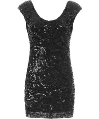46f7585eb24f Celestino Mini φόρεμα με παγιέτες και V άνοιγμα στην πλάτη WA1249.8875+1