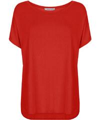 0bbcc49f694b Celestino Plus size μπλούζα με καμπύλη στο τελείωμα SD4694.4001+4