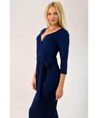 First Woman Ολόσωμη φόρμα κρουαζέ με ζώνη 9a6b98bf593