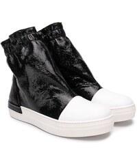 Cinzia Araia Kids TEEN Softy ankle boots - Black 210e1a50d55