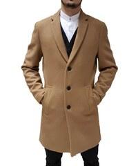 35332ba117c Jack&Jones - 12136816 - Jprmorten Wool Coat STS - Taba - Παλτό