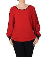 Γυναικεία Μπλούζα Vagias 8150-30 Κόκκινη vagias 8150-30 kokkino 73acc4f28d4