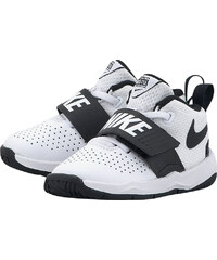 e7d98c0462d Nike Court Borough Mid Print (GS) 845102-003 - ΜΑΥΡΟ/ΛΕΥΚΟ - Glami.gr