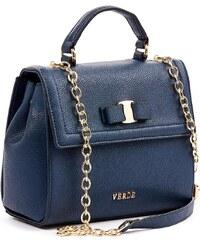 Τσάντα γυναικεία χιαστί Verde 16-4947-Μπλε 16-4947-Μπλε afde9f9f39d