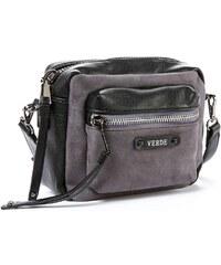 Τσάντα γυναικεία χιαστι Verde 16-4801-Γκρι 16-4801-Γκρι 40e4597c53a