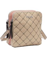 Τσάντα γυναικεία χιαστί Verde 16-4594-Μπεζ 16-4594-Μπεζ 8e0dc3be5df
