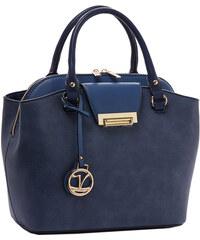 Τσάντα γυναικεία Verde 16-4580-Μπλε 16-4580-Μπλε 20d29b4a121