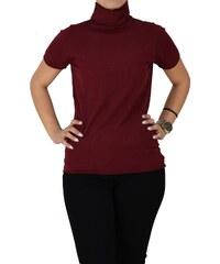 Γυναικεία Πλεκτή Μπλούζα Με Ζιβάγκο Forel 559039 Μπορντό forel 559039  mpornto f8fc75c5493