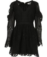 DeCoro F7143 Φόρεμα Suede με Φερμουάρ - ΜΑΥΡΟ - 10 - Glami.gr be17a31dcff