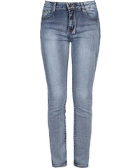 Celestino Ψηλόμεσο ξεβαμμένο τζιν παντελόνι σε ίσια γραμμή SD196.1752+1 8cd36540562
