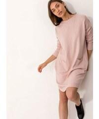 The Fashion Project Midi φόρεμα με σχέδιο κουμπιά στην πλάτη - Ροζ -  05975012010 550d64cf130