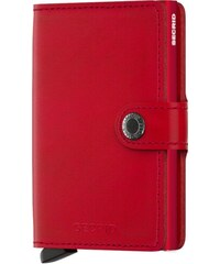 a64a462f1f Secrid miniwallet original Red-red